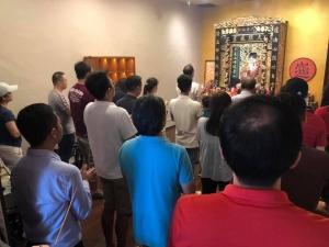 六壬仙師 - 張法泓 新加坡六壬仙法傳教師