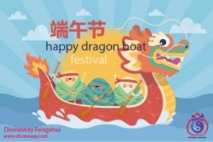 Divineway, Happy Dragon Boat Festival