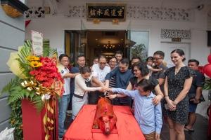 《六壬玄道風水舘》 張法泓 新加坡六壬仙法傳教師 風水師傳